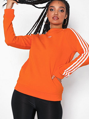 Adidas Originals TRF Crew Sweat Orange