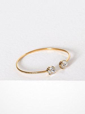 Caroline Svedbom armband Classic Petite Bracelet Crystal