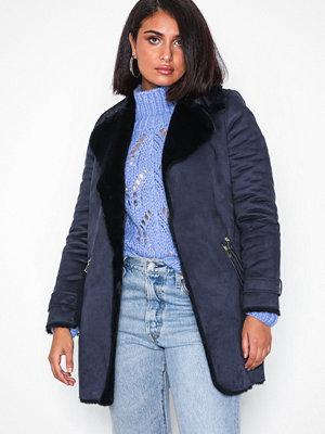 Fuskpälsjackor - River Island Fur Bonded LL Jacket