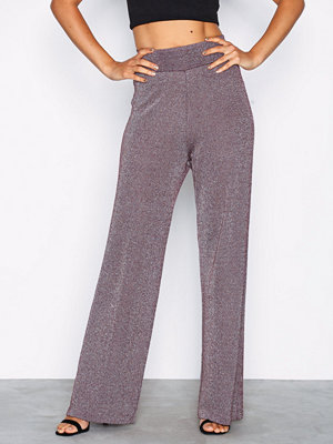 Noisy May omönstrade byxor Nmalex Nw Knit Pant 7