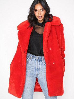 Glamorous Oversized Fur Coat