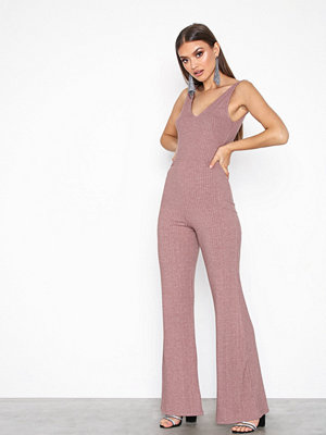 NLY Trend Wide Rib Jumpsuit