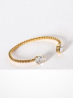 Caroline Svedbom armband Mini drop bracelet Crystal