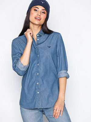 Gant O2. Luxury Chambray Shirt