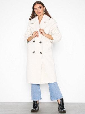 Topshop Boucle Coat