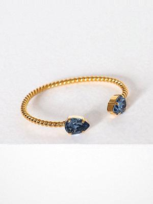 Caroline Svedbom armband Mini drop bracelet Blå