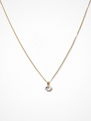 Caroline Svedbom halsband Classic Stud Necklace Crystal