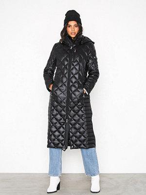 Lauren Ralph Lauren Maxi Pkb Dwn-Jacket Black