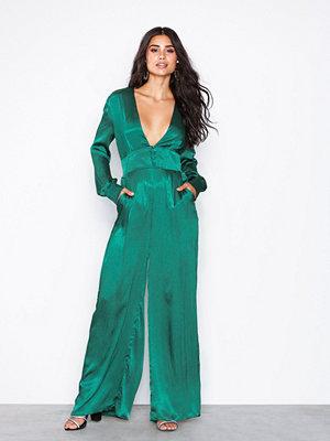 Glamorous Long Sleeve Jumpsuit