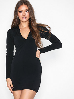 Motel Laoda Dress Black