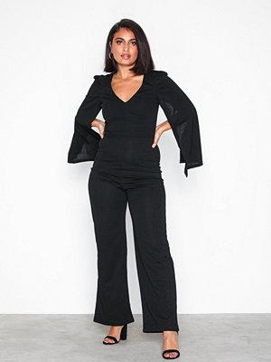 Ax Paris Jumpsuit Black