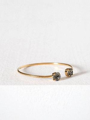 Caroline Svedbom armband Classic petit bracelet Svart