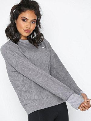 Sportkläder - Nike W Nk Trmasphr Elmnt Top C Gunmetal/Grey