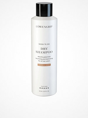 Hårprodukter - Löwengrip Good To Go - Dry Shampoo 250ml Jasmine & Amber