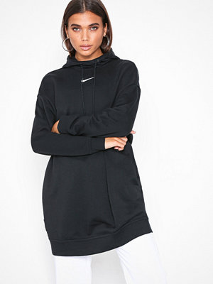Street & luvtröjor - Nike NSW Swosh Hoodie Svart
