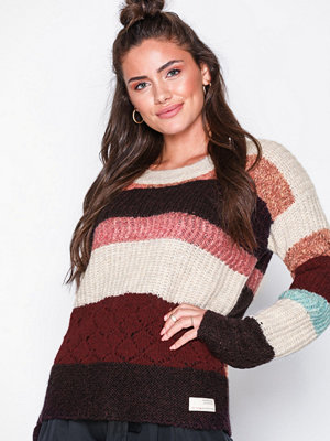 Odd Molly wolly blocks sweater