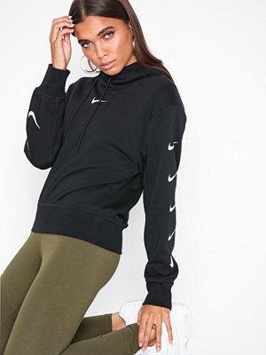 Nike Nsw Swsh Hoodie Svart/Vit