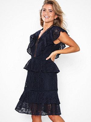 Y.a.s Yasmaida Lace Dress - Da Mörk Blå