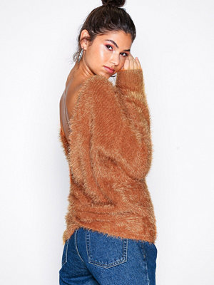 NLY Trend Deep Back Knit