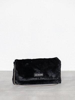 Love Moschino svart axelväska JC4301PP06KP0