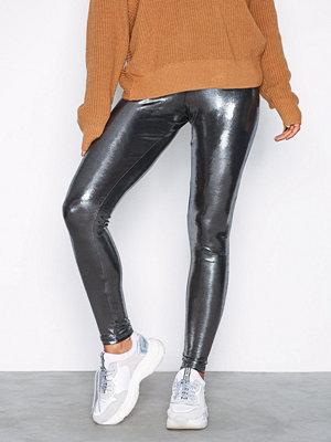 Ivyrevel mörkgrå byxor Silve Pants Silver