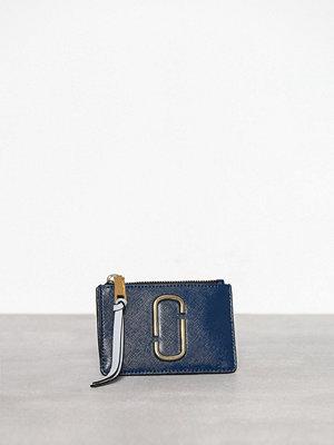 Marc Jacobs Top Zip Multi Wallet Blue Sea