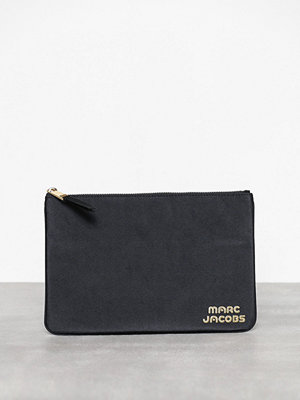 Marc Jacobs Medium Pouch Svart kuvertväska
