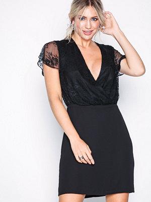 Festklänningar - Samsøe & Samsøe Geneva s dress 3973 Black