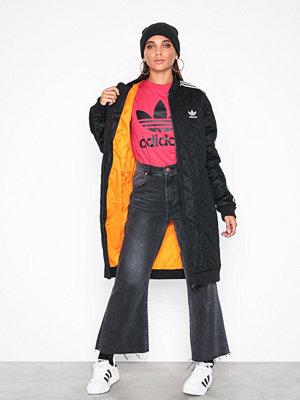 Adidas Originals Long Bomber Svart bomberjacka