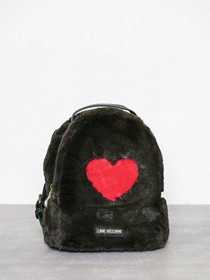 Love Moschino omönstrad ryggsäck JC4327PP06KW1 Grön