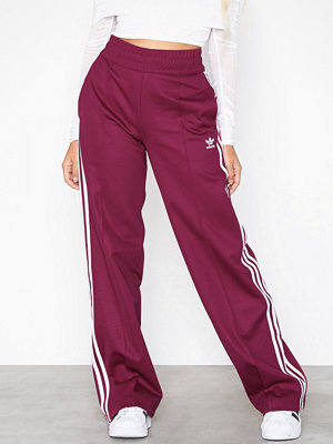 Adidas Originals vinröda byxor CONTEMP BB Truckpants