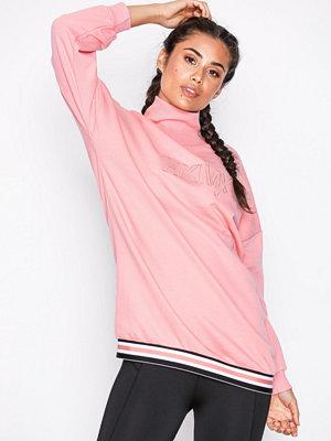Sportkläder - Hunkemöller Sweater branded FI Rosa