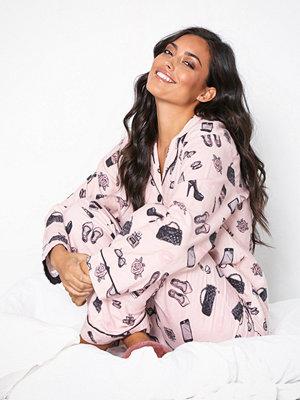 Pyjamas & myskläder - P-J Salvage PJ Set Rosa