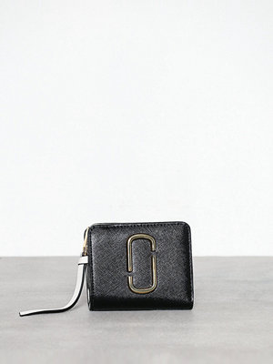 Marc Jacobs Mini Compact Wallet Svart