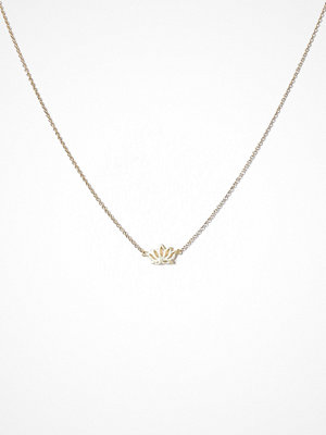 MINT By TIMI halsband Lotus Necklace