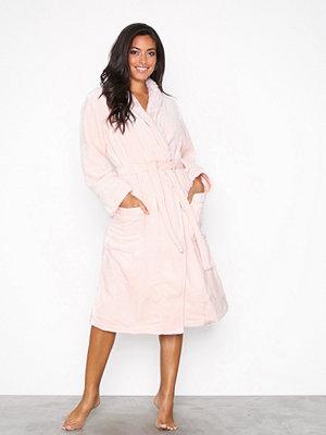 Morgonrockar - P-J Salvage Luxe Plush Robe Blush
