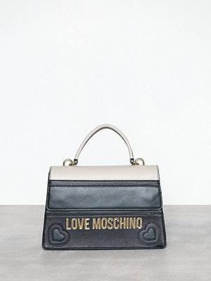 Love Moschino omönstrad axelväska JC4336PP06KZ1