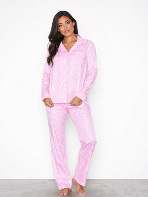 Rayville Debbie Pyjamas Abstract Floral Rosa