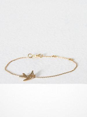 MINT By TIMI armband Hummingbird Bracelet Guld