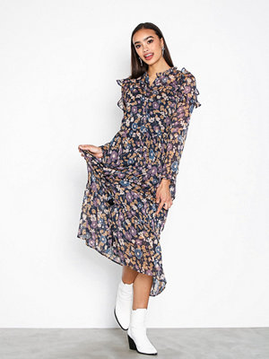 Neo Noir Isa Flower Dress