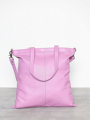 Handväskor - NuNoo Shopper Smooth Bubblegum