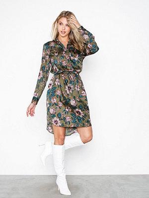 Lauren Ralph Lauren Joruby-Long Sleeve-Casual Dress Multi