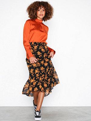 Sisters Point Vota Skirt Pumpkin