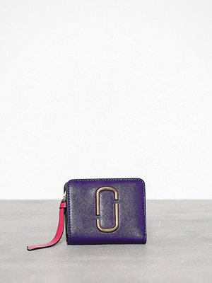 Marc Jacobs Mini Compact Wallet Violet