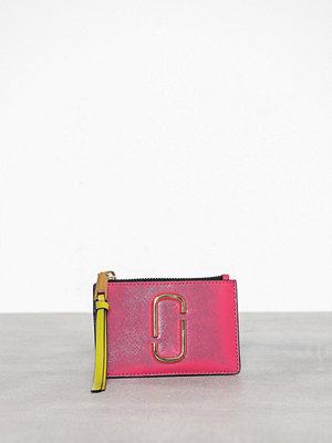 Marc Jacobs Top Zip Multi Wallet Peony