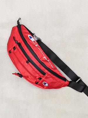Champion röd axelväska med tryck Belt Bag