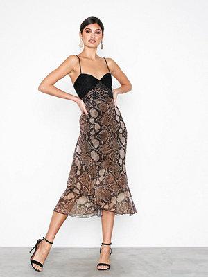 NLY Trend Snake Mesh Skirt