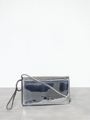 Calvin Klein Jeans axelväska Ckj After Hours 7AM Clutch Silver