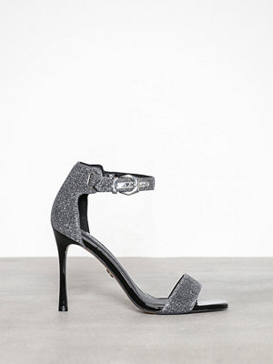 Pumps & klackskor - River Island Tear Barely There Sandal Silver