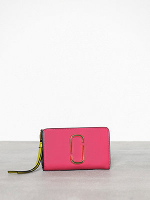 Marc Jacobs Compact Wallet Peony